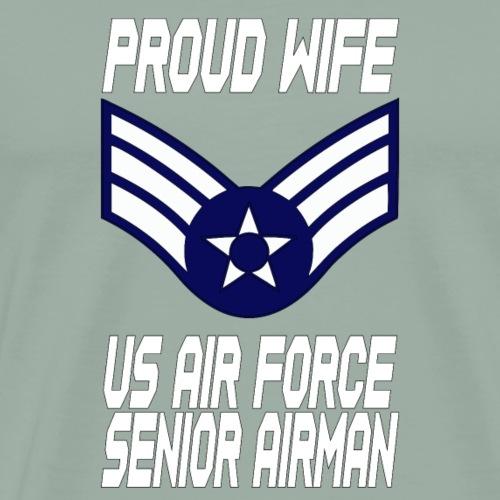SENIOR AIRMAN - Men's Premium T-Shirt