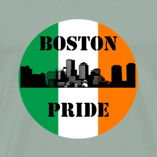Boston Pride - Men's Premium T-Shirt