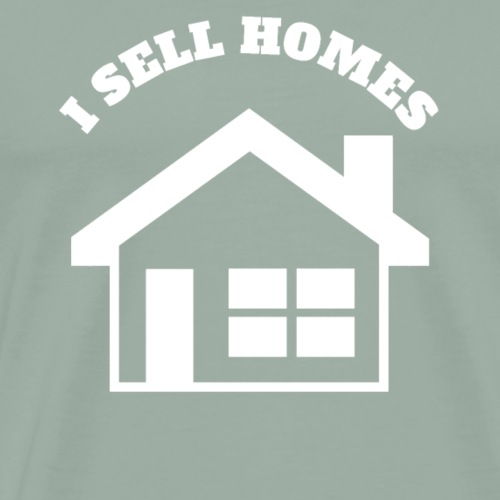 I SELL HOMES - Men's Premium T-Shirt