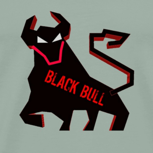 Black Bull - Men's Premium T-Shirt
