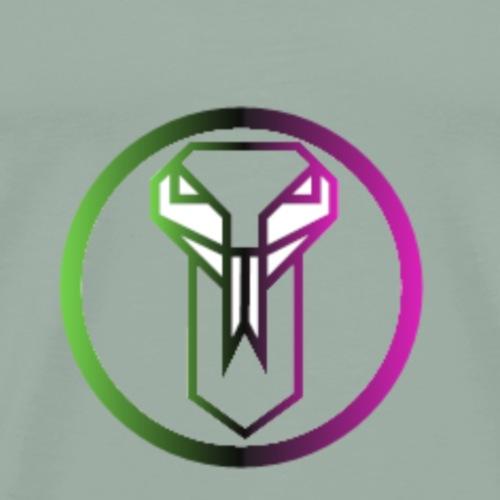 mickey logo - Men's Premium T-Shirt