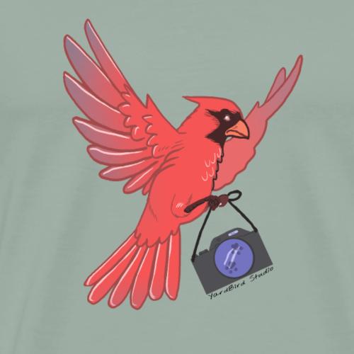 YardBird Studio Logo - Men's Premium T-Shirt