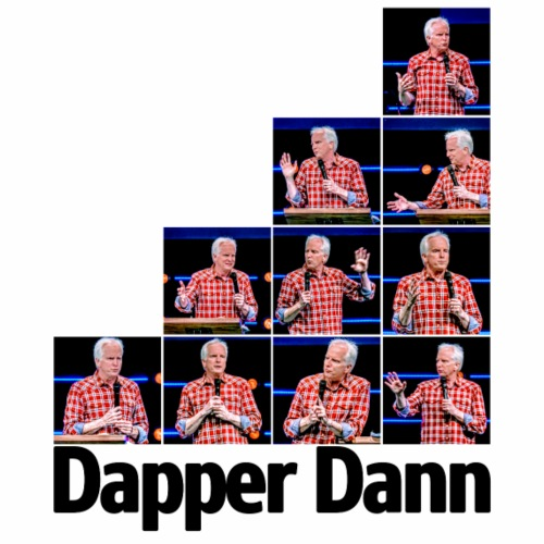 Dapper Dan - Men's Premium T-Shirt