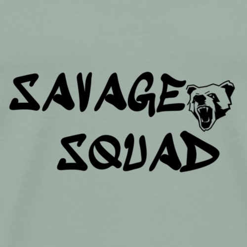 savage squad - Men's Premium T-Shirt