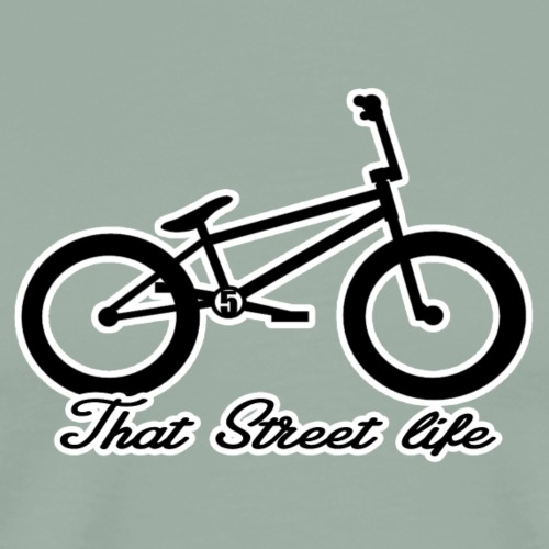 STREET LIFE - Men's Premium T-Shirt