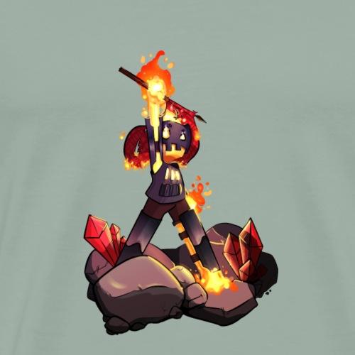 Scalda without the Portal - Men's Premium T-Shirt