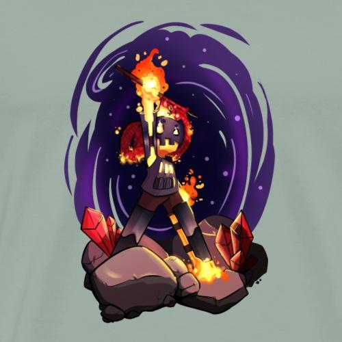 MC Scalda with portal - Men's Premium T-Shirt