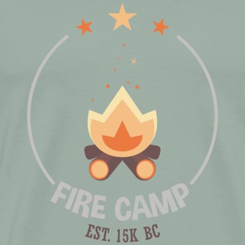 Fire Camp - Men's Premium T-Shirt