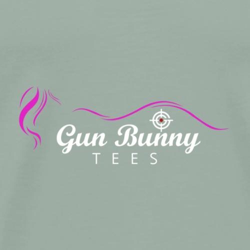 Gun Bunny Tees Logo - Men's Premium T-Shirt