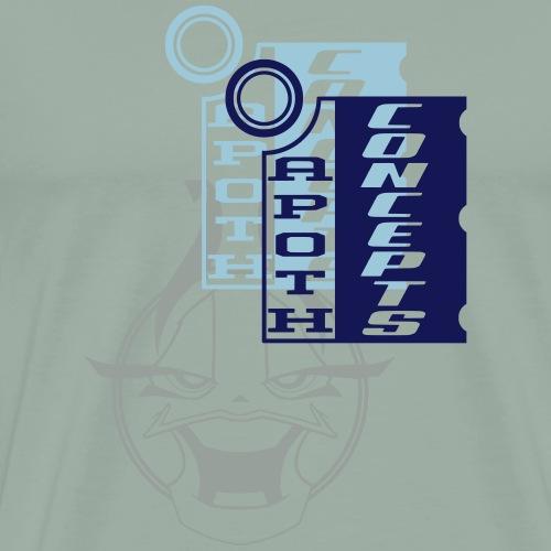 2 Concepts - Men's Premium T-Shirt