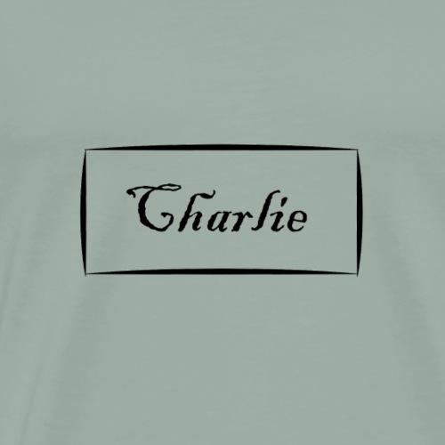 Charlies - Men's Premium T-Shirt