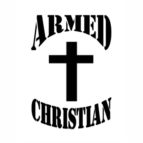 Armed Christian - Men's Premium T-Shirt