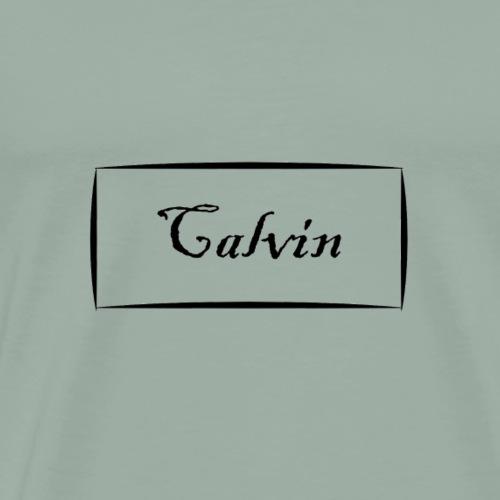 Calvin - Men's Premium T-Shirt