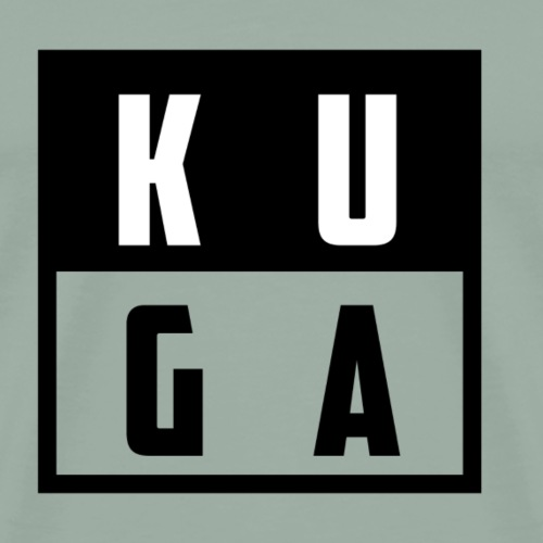 Alternate KUGA Logo - Men's Premium T-Shirt
