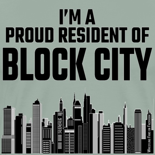 Block City - Men's Premium T-Shirt
