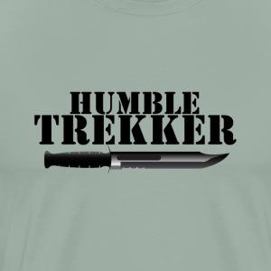 Humble Trekker KaBar - Men's Premium T-Shirt