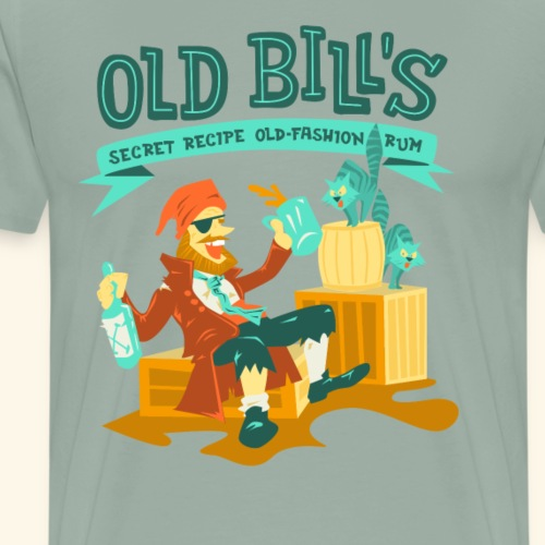Old Bill's - Men's Premium T-Shirt
