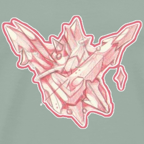 letter? - Men's Premium T-Shirt