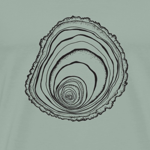 Tree Ring - Men's Premium T-Shirt