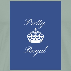 Pretty Royal - Men's Premium T-Shirt