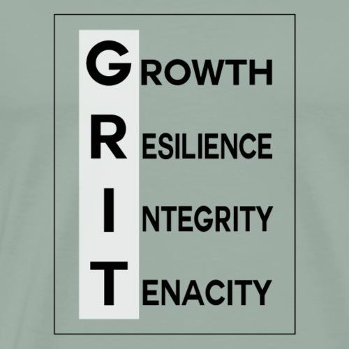 Grit - Men's Premium T-Shirt