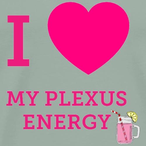 I love my plexus energy - Men's Premium T-Shirt