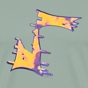 Music note - Men's Premium T-Shirt