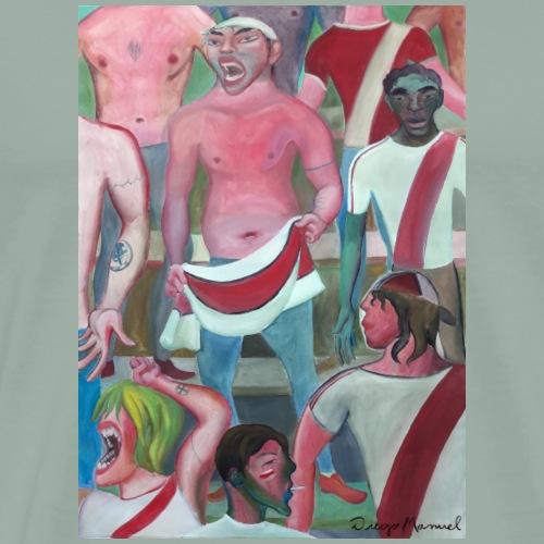 La Hinchada - Men's Premium T-Shirt