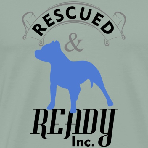 R&R Blue - Men's Premium T-Shirt