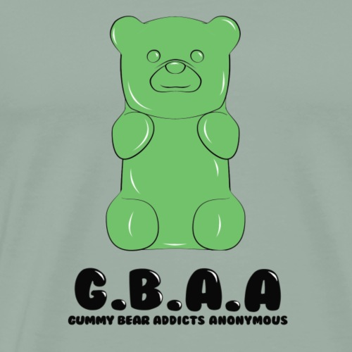 GBAA - Men's Premium T-Shirt