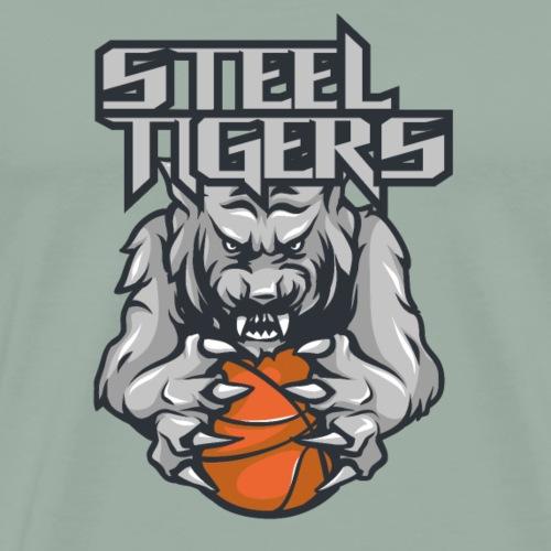 Steel Tigers Team - Men's Premium T-Shirt