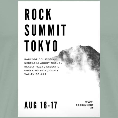 Rock Summit Tokyo - Men's Premium T-Shirt