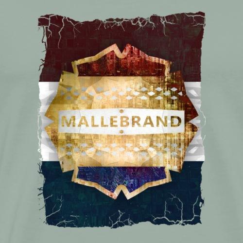 Dutch Malle Vintage - Men's Premium T-Shirt