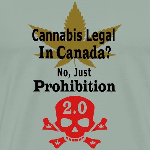 prohibition - Men's Premium T-Shirt