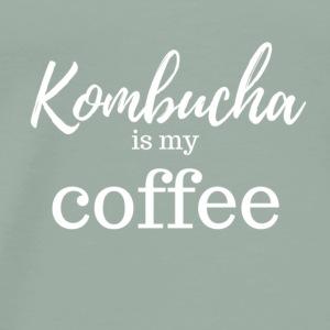 Kombucha (white) - Men's Premium T-Shirt