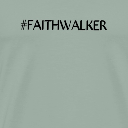Faith walker - Men's Premium T-Shirt