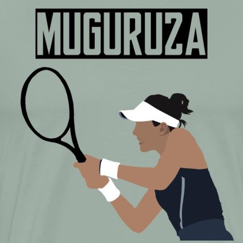 muguruza - Men's Premium T-Shirt