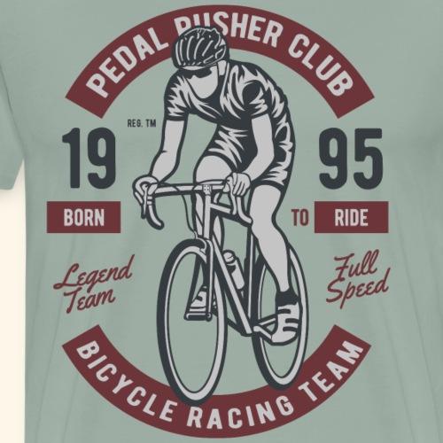 Bicycle Racing Team - Men's Premium T-Shirt