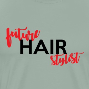 future hair stylist II - Men's Premium T-Shirt
