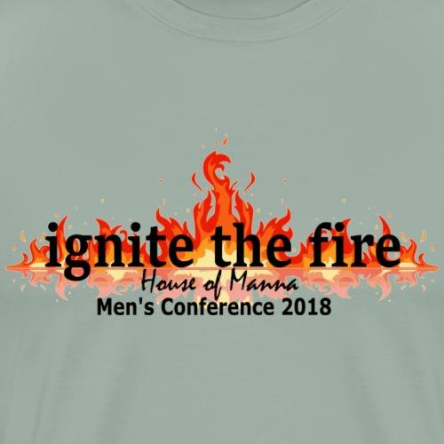 Ignite the Fire_g - Men's Premium T-Shirt