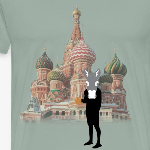 moscow mule - Men's Premium T-Shirt