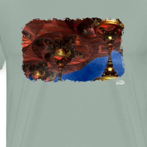 Muta v5, Life Link - Men's Premium T-Shirt