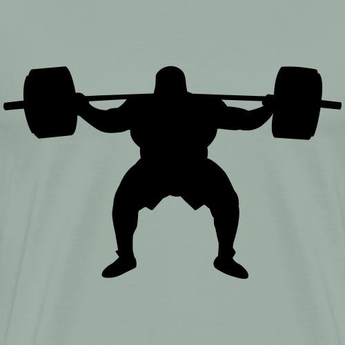 Squat - Men's Premium T-Shirt
