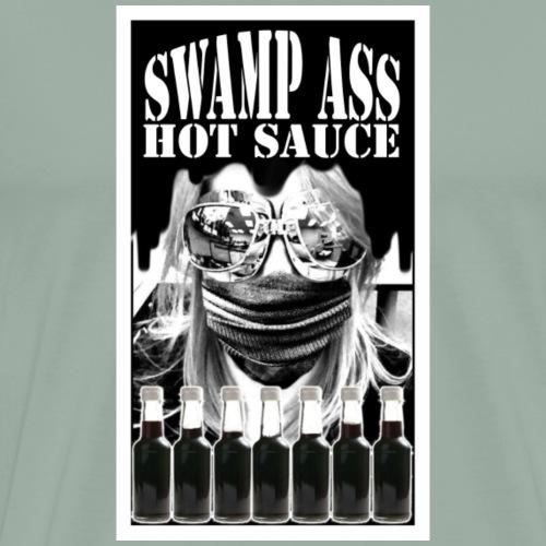 Swamp Ass Hot Suace - Men's Premium T-Shirt