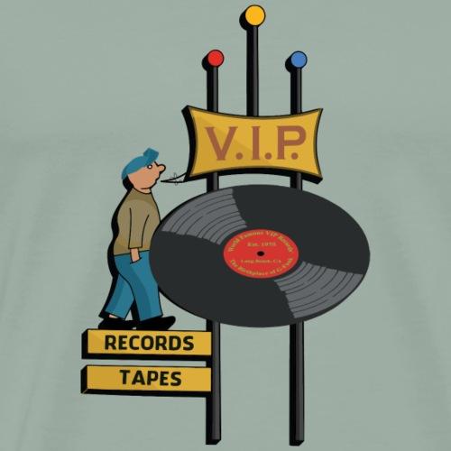 VIP RECORDS 1992 SIGN - Men's Premium T-Shirt