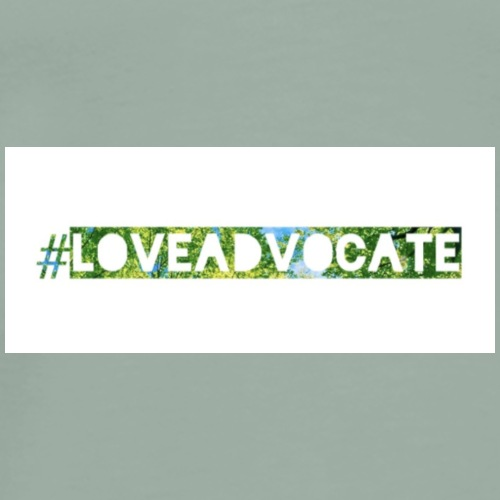 LoveAdvocate - Men's Premium T-Shirt