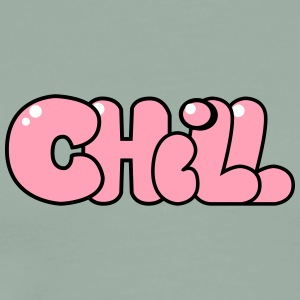 Chill - Vibe Out - Men's Premium T-Shirt