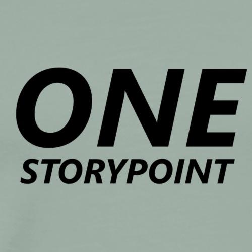 One Storypoint - Scrum Shirt - Men's Premium T-Shirt