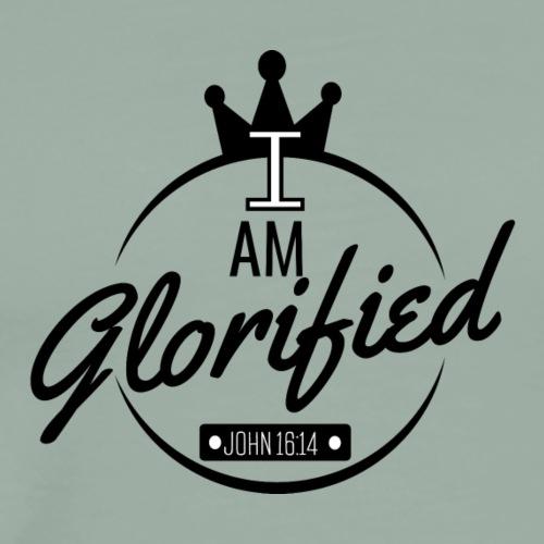 I am glorified - Men's Premium T-Shirt