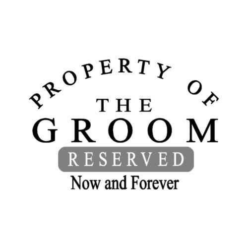 Property Groom Forever - Men's Premium T-Shirt